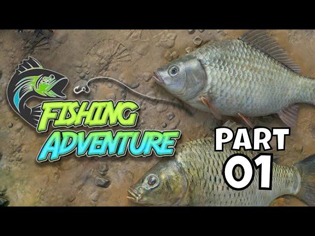 POLAND - Fishing Adventure Part 01