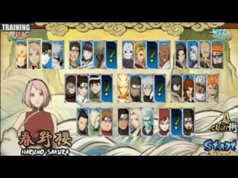 Naruto Senki Mod By M Iqbal M