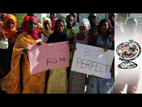 One Young Gambian Woman's Fight To Expose Reality Of FGM