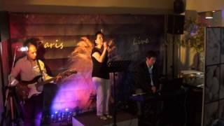 Ánh Trăng Lẻ Loi (月亮代表我的心) - Sylvie  - 15/01/2017 Chez Châu (Như Ý 2) Music Live