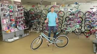 """Велосипед Novatrack Alice 24"""" 2017"""