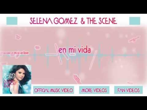 Selena Gomez - A Year Without Rain Lyrics (español)