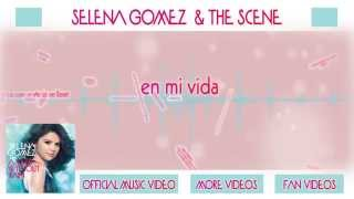 Selena Gomez - A Year Without Rain Lyrics (español)