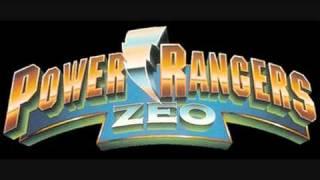 Power Rangers Zeo (Theme Song)