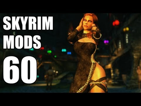 Skyrim Mods 60: Dovahbear, Witchwood Forest And Cabin, Bloody Dragon Bones