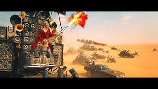 Mad Max: Fury Road |2015| Buzzards Attack Scene