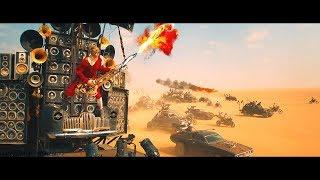 Mad Max: Fury Road |2015| Buzzards Attack Scene