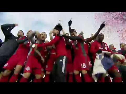 Match Highlights: Seattle Sounders FC at Toronto FC - December 9, 2017