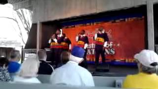 """Rocky Top"" Zambian Vocal Group @ Dollywood 2012"