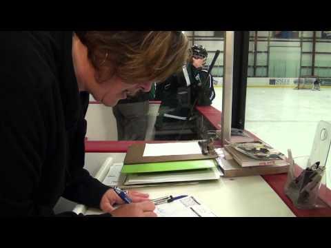 VSAHA Hockey Scoresheet Video for Vermont