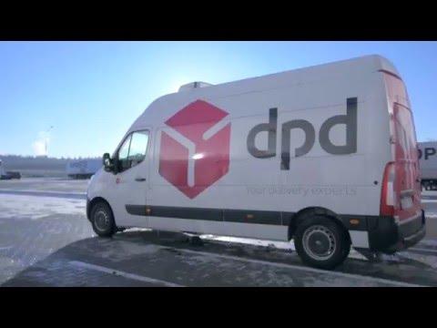 DPD THERMO sprendimas