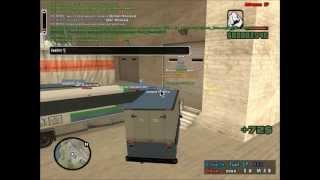Advance RP - Работа развозчика металла