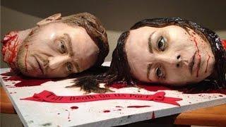 Hãi hùng những chiếc bánh ngọt kinh dị nhất thế giới !!