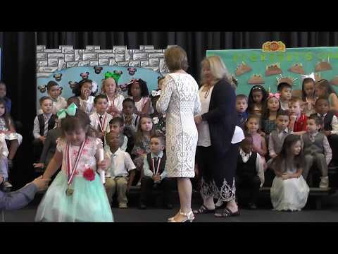 Lacoste Elementary School presents...Kindergarten Recognition Day (May 23, 2018) HD
