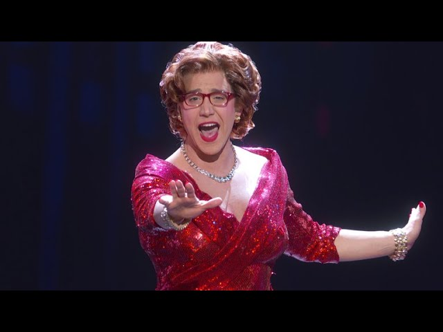"The Cast Of Tootsie Performs ""Unstoppable"" At The 2019 Tony Awards"