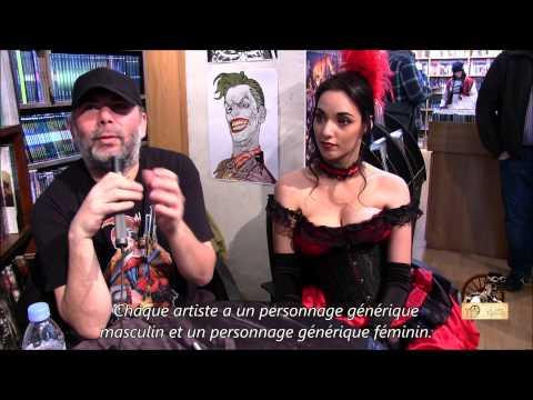 Interview Joe Benitez, auteur de Lady Mechanika