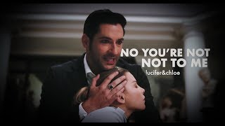 Chloe & Lucifer  // This is not happening  [3x24]