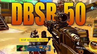 New DBSR-50 Sniper, Unlimited Ammo LMG, NUNCHUCKS Weapons in Black Ops 3!