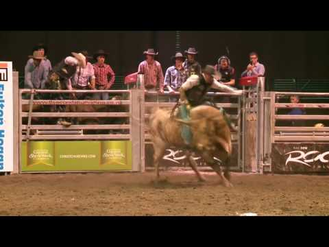 Professional Bull Riders New Zealand Highlights