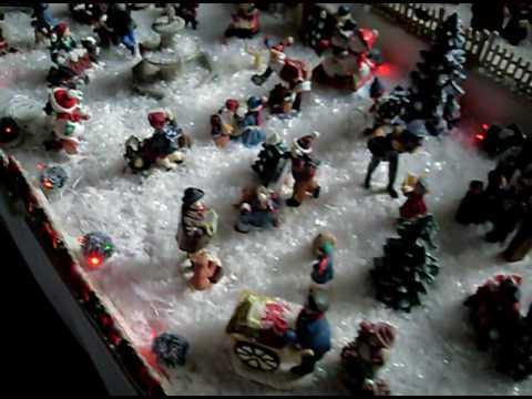 Miniature Christmas Town - Samsung