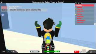 the tallest tower on ROBLOX with ollie670 part 1