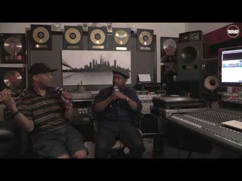 Breakfast with DJ Spinna + Marley Marl - Boiler Room Channel 3
