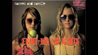 Carmen and Camille Shine 4U (Eriki-Ma UK Remix) + FREE DOWNLOAD