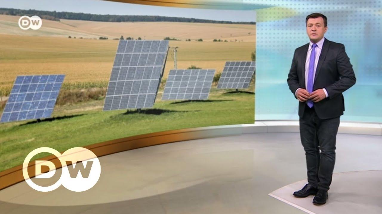 Ветер и солнце вместо российского газа: