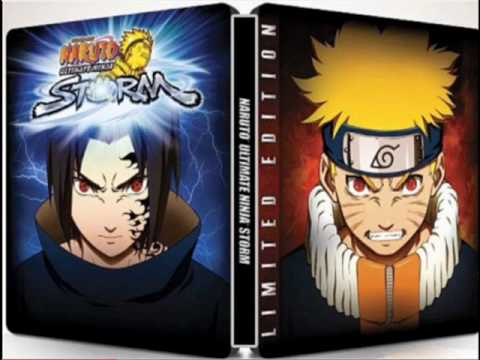 Naruto Ultimate Ninja Storm Limited Edition Soundtrack - 17 The Curtain Opens