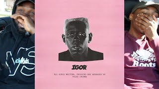 Tyler, The Creator - IGOR FIRST REACTION/REVIEW