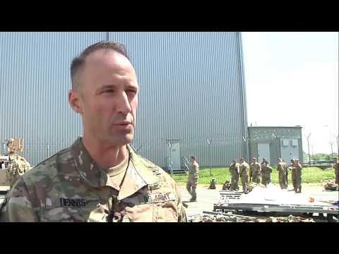 2-12 IN Conducts Rapid Deployment Exercise to Grafenwoehr