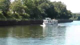 Rhein Herne Kanal-Kanale Grande NRW-Mai 2014!