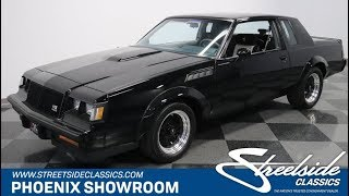 1987 Buick GNX for sale | 474-PHX