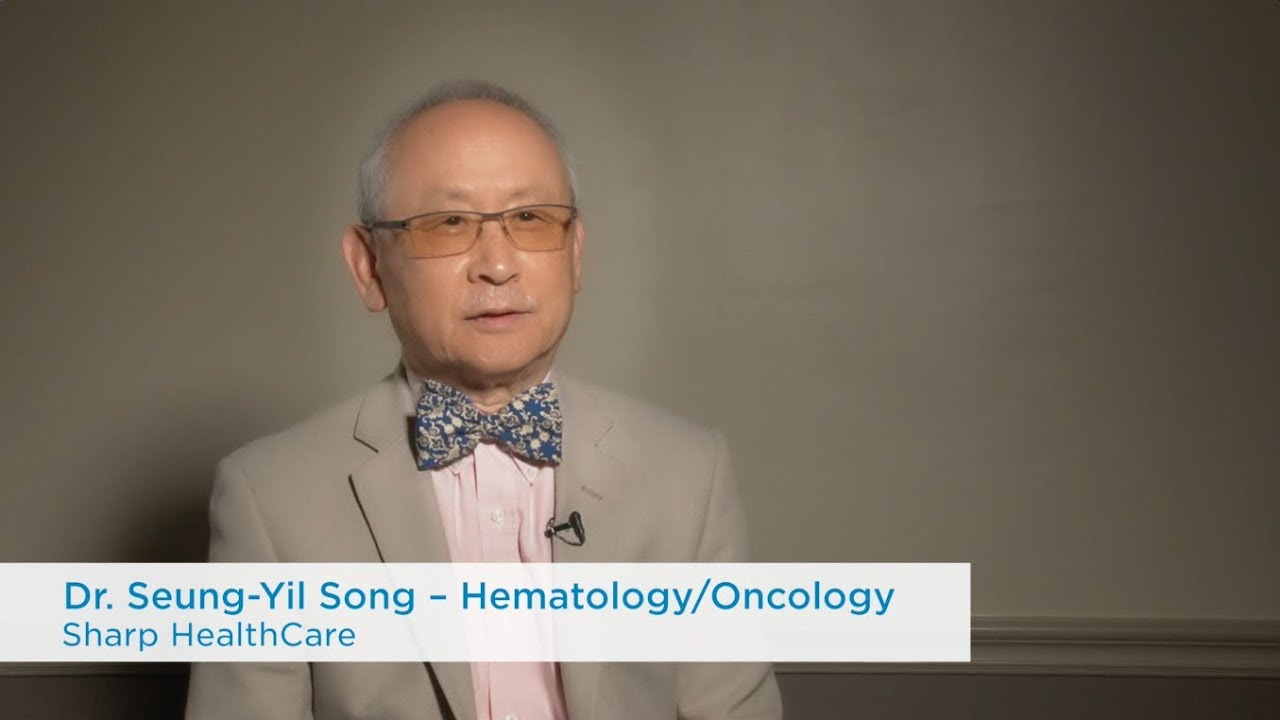 Dr  Seung-Yil Song, Hematology/Oncology