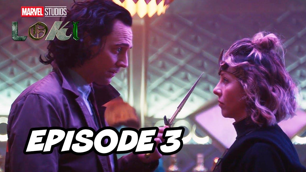 Download Loki Episode 3 Marvel TOP 10 Breakdown and Easter Eggs