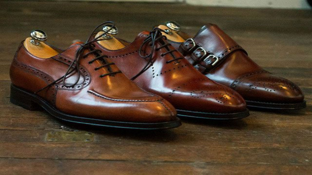 MEN S STYLE TIPS - HOW TO MAKE DRESS SHOES LAST LONGER - YouTube 831058935aee5