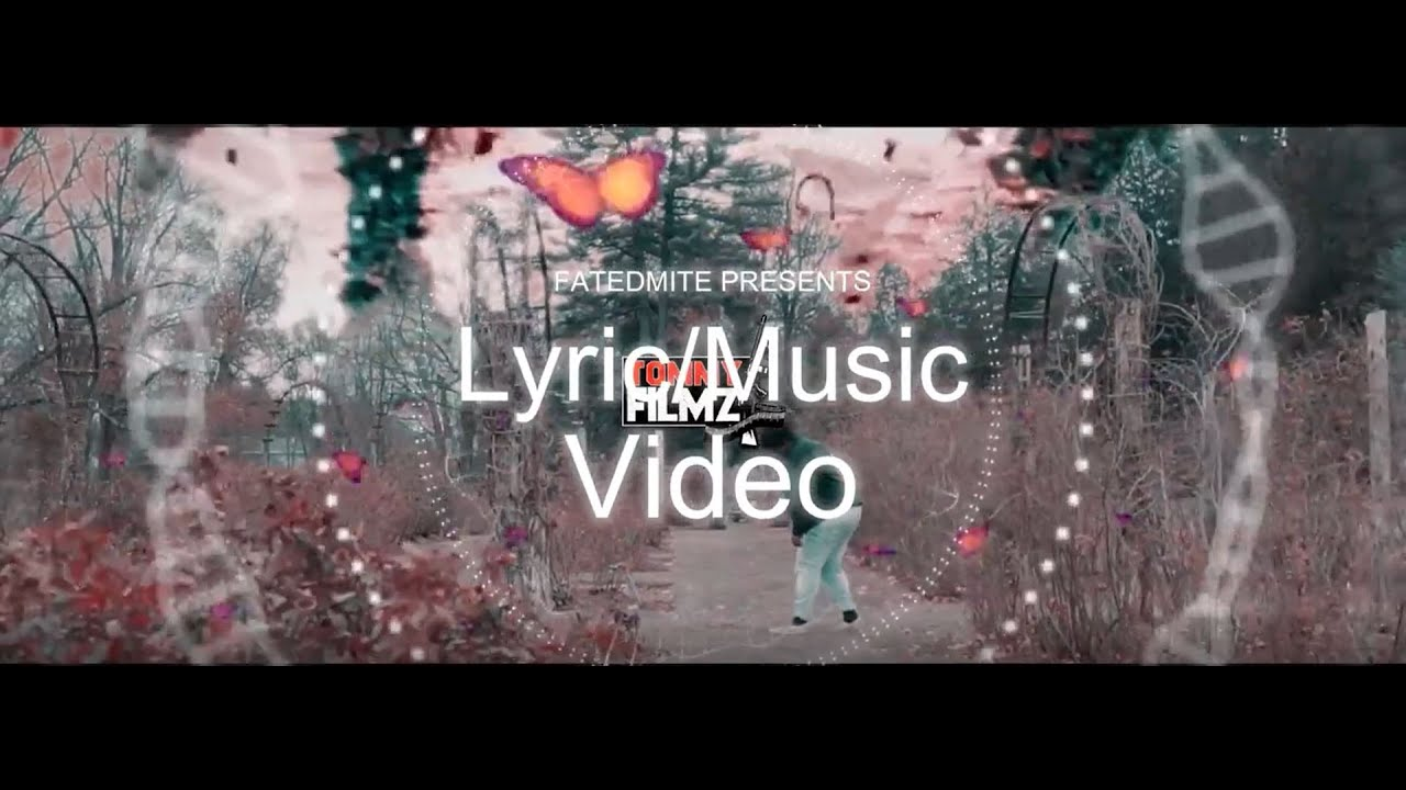 Young Paradox - BROKEN (Lyric/Music Video)