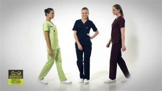 IGUANA STYLE(IGUANASTYLE - выбор тех, кто хочет объединить практичность и креативность! Медицинские костюмы этой линии выполн..., 2016-01-28T07:04:21.000Z)