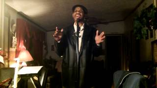 101 1609 GOD MY GOD BY VASHAWN MITCHELL SUNG BY  REV PATTERSON