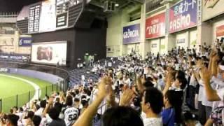 2010年7月15日 第12回戦 オリックス・バファローズ対千葉ロッテマリーン...