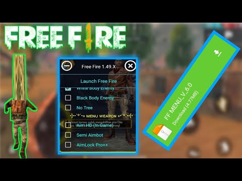 CARA CHEAT FREE FIRE TANPA GAME GUARDIAN MOD MENU FREE FIRE TERBARU 2020 - 동영상