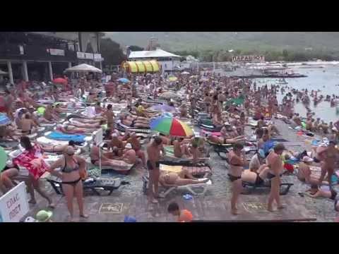 Дивноморск пляжи, фотографии и описание пляжей Дивноморска