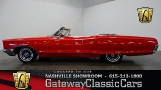 1966 Pontiac Catalina Convertible, Gateway Classic Cars-Nashville#510