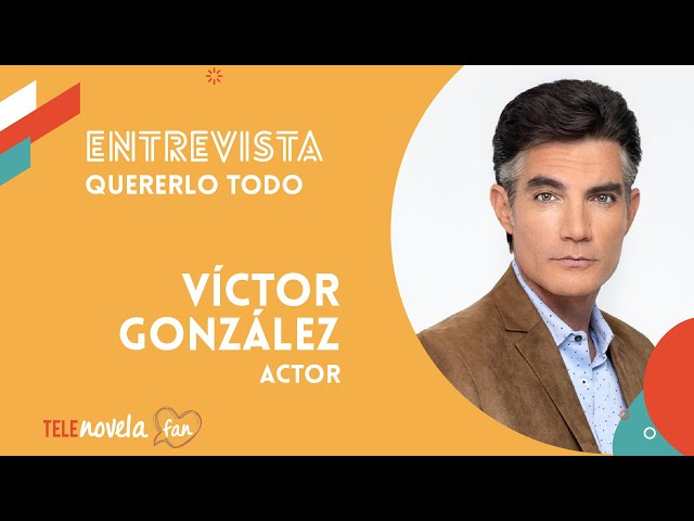 Entrevista con Víctor González
