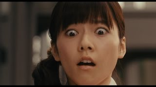 AKB48の島崎遥香主演のホラー映画『劇場霊』の特報公開!ホラー映画初主...