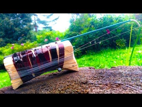 Удочка своими руками / Homemade fishing rod