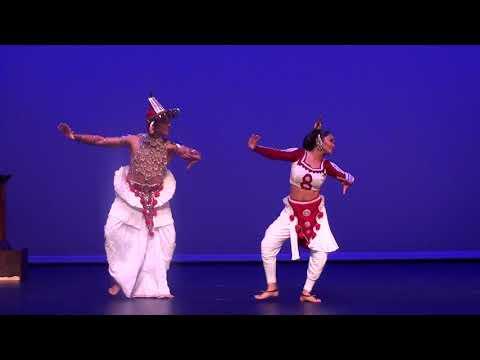 Kandyan Dance-Duet - Susara Narthana 3