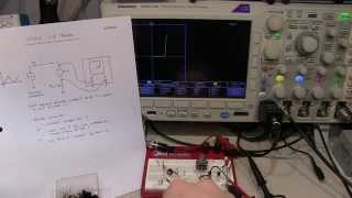 #197:Simple V-I curve tracer using an oscilloscope and function generator