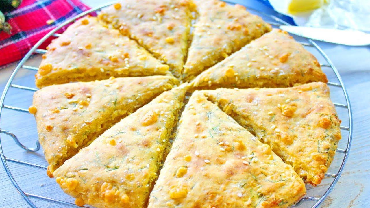 БЫСТРЫЕ Сырные ЛЕПЁШКИ | Ленивые хачапури с сыром| Быстрый ЗАВТРАК