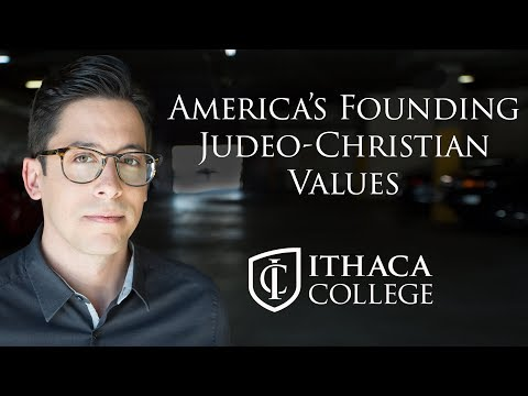 LIVE: Michael Knowles Speaks At Ithaca College